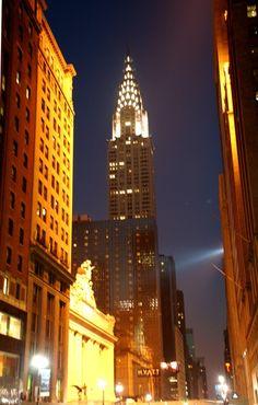 Chrysler Building Copyright: Moncef MG