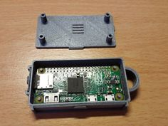 The Raspberry Pi Zero a naked circuit board until you put it in a cool custom case. Here are 6 free Raspberry Pi Zero cases to 3D print
