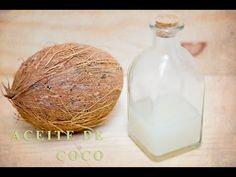Aceite de coco. Canal cómo se hace. DIY - YouTube