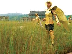 CAO FEI, Golden Fighter's Despair,COSPlayers Series, 2004 © Lombard‐Freid Projects