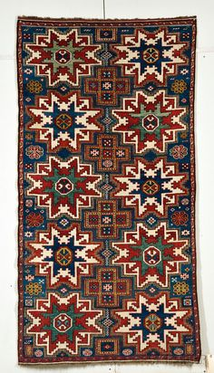Kuba Rug, Northeast Caucasus, last quarter 19th century