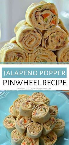 An easy delicious game day snack or party appetizer and can easily be modified to your liking! This Jalapeno Popper Pinwheel Recipe is very delicious and flavorful. Save these jalapeno popper tortilla pinwheels for later! Pinwheel Appetizers, Pinwheel Recipes, Appetizer Dips, Appetizers For Party, Appetizer Recipes, Parties Food, Healthy Appetizers, Pinwheel Sandwiches, Party Recipes