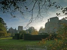 Cotswold Walks: Autumn in the Cotswolds at Chastleton House