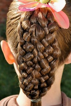 10 stand braid! So much easier than you think!!