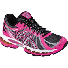 Asics GEL-Nimbus 15 Lite-Show Women's Running Shoes - reflectivity in the upper along with glow-in-the-dark visible Gel units.  Definitely want these when they come out!