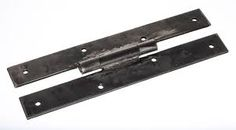 Image result for ledge and brace door hinges