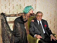 AliX&AleX sont gagas de jazz.  www.alix-et-alex.com  Lifestyle, dress code, outing & curiosities. (Lady Gaga - Tony Benett)
