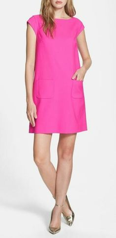 Simple and stunning Kate Spade dress.