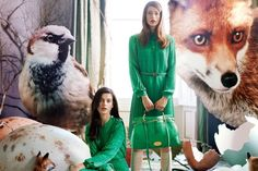 I always love mulberry adverts