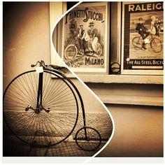 Rossignoli - Biciclette Ritrovate al #fuorisalone #salonedelmobile #designweek #milandesign