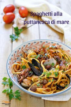 How To Cook Italian Dishes Popular Italian Food, Best Italian Recipes, Pasta Recipes, Diet Recipes, Italian Food Restaurant, Italian Restaurants, Pasta Puttanesca, Frozen Meals, Food Website