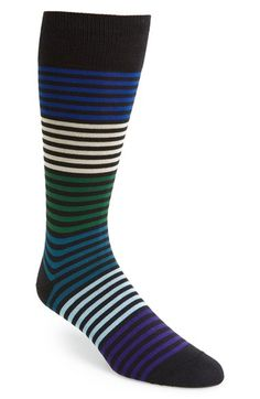 Paul Smith Multi Stripe Socks available at #Nordstrom