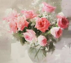 Liu Yi - roses - ©Regenbogen