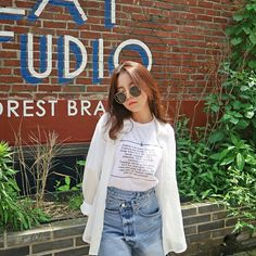 Western Girl, Couple Outfits, Korean Outfits, Korean Fashion, Fashion Beauty, Most Beautiful, Girly, Style Inspiration, T Shirts For Women