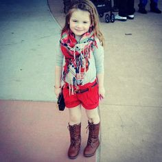 How is it possible that this little kid dresses better than me?