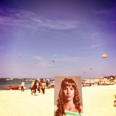 An awesome Virtual Reality pic! Stacy in #Bali  #Kuta #virtualreality #interactiveart #paradise #participatoryart #BornNowhere #summer #character #virtualreality #identityissue #selfie #beaches #surf by bornnowhere check us out: http://bit.ly/1KyLetq