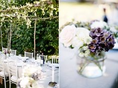 Fotograf Sara Landstedt i Jönköping, Fotograf Sara Landstedt i Jönköping, Wedding sweden, tabledecoration, table decoration, weddingdinner, dinner, gardenwedding, outdoor dinner, chairs, flowers,