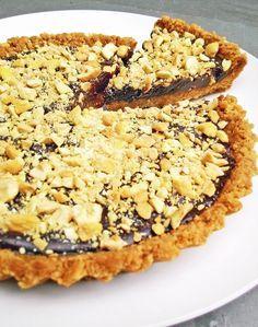 TortaFitDeChocolateComCastanhas_CozinhandoPara2ou1