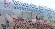 Brussels Airlines flies the world to Tomorrowland