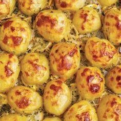 Lemon Roasted Potatoes From 'Maximum Flavor' Recipe