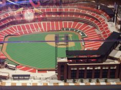 Cardinals, Baseball Field, St Louis, Basketball Court, Cards, Maps, Playing Cards