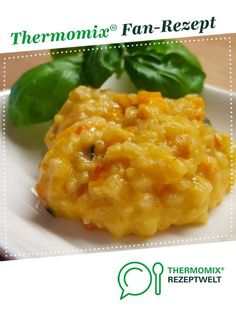 Risotto (with zucchini, carrot and dried tomatoes) from A Thermomix ย . - Risotto (with zucchini, carrot and dried tomatoes) from A Thermomix ฎ recipe from the - Vegetable Soup Healthy, Healthy Vegetables, Vegetable Recipes, Meat Recipes, Baby Food Recipes, Seafood Recipes, Food Processor Recipes, Vegetarian Recipes, Healthy Recipes