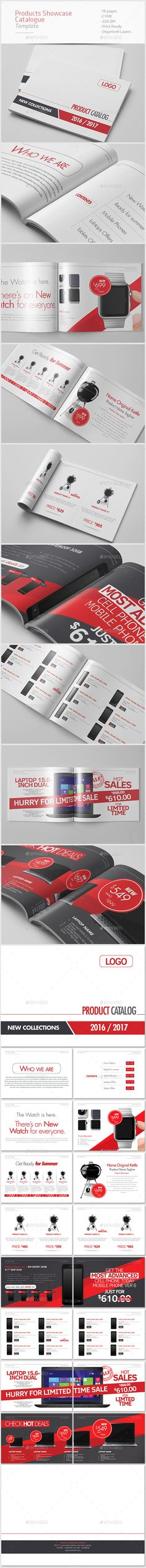 Professional Square Business Trifold Brochure Template  Brochure