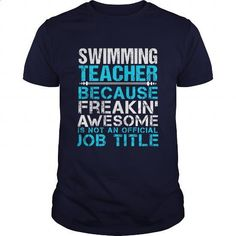SWIMMING-TEACHER - #hoodies #wholesale sweatshirts. BUY NOW => https://www.sunfrog.com/LifeStyle/SWIMMING-TEACHER-111683691-Navy-Blue-Guys.html?id=60505