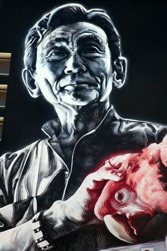 Spray Paint Murals and more. ELMAC http://elmac.net