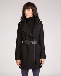 Manteau droit | Blousons et manteaux | Comptoir des Cotonniers