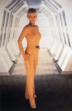 Janice Rand, The Motion Picture.
