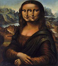 0324 [Mathias Waske] Waskes Mona Lisa