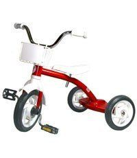 "ACTION TRICYCLE 12"" ACCLAIM RED . $45.86"