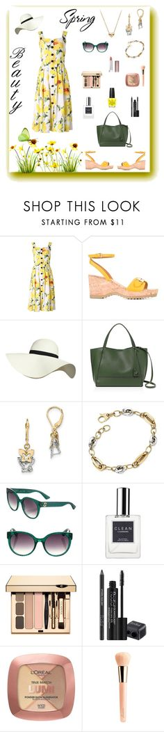 """""""Spring Beauty"""" by rboowybe ❤ liked on Polyvore featuring STELLA McCARTNEY, Pilot, Botkier, Gucci, CLEAN, Rodial, L'Oréal Paris, Guerlain, Urban Decay and contestentry"""
