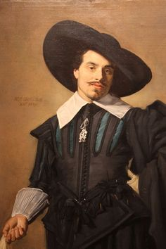 Cornelis Coning - portrait by Frans Hals - circa 1630 - century // oil painting - male portraits - portraits of men 17th Century Clothing, 17th Century Fashion, 17th Century Art, List Of Paintings, Art Paintings, Renaissance, Dutch Golden Age, Pose, Baroque Fashion