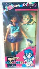 Sailor Moon S Super Mizuno Ami Sailor Mercury vintage doll 1994