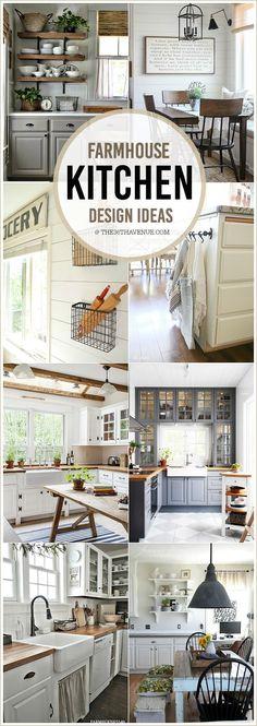 farmhouse-kitchen-decor-ideas-the36thavenue-com