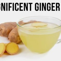 Magnificent Ginger Tea To The Rescue From Cold, Flu, Liver, Kidney Stones