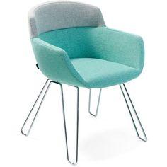 Artifort Mood Wire Frame Chair