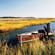 Onancock: A Relaxing Waterway - Explore Virginia's Eastern Shore - Coastal Living Coastal Style, Coastal Living, Song Of The Sea, Delmarva Peninsula, Old Boats, Chesapeake Bay, Travel Pictures, Seaside, Virginia