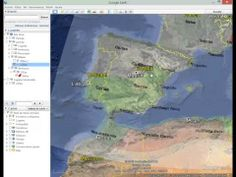 ▶ Tutorial de Google Earth (5-6) - YouTube