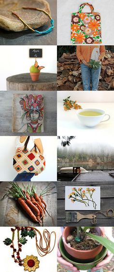 """""""Summer Escape"""" - an Etsy collection curated by   Artisan Bath and Body"""