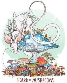 Unusual Dragon Hoards by Lauren Dawson - Album on Imgur