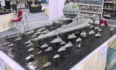 "LEGO Imperial Star Wars Fleet ""It's A Trap!!"" by Aryo Gono TK-3906 501st Legion. I want ALL of this!!!"
