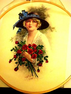 Red Roses for a Blue Lady (by Sandra Kriek)