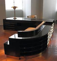 art deco desk this desk is on display in the muse darts decoratifs paris in the art deco section this is so inviting to sit at either to work art deco office contemporary