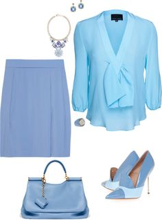 """""""Beautiful Blue :)"""" by musicfriend1 ❤ liked on Polyvore"""