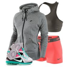 What We're Wearing on Wednesday: to @WarriorFitness Boot Camp! #NIKE