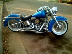 Hogs, Harleys, Baggers, Choppers - Page 64