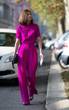 Colori del tramonto per i nostri looks: i colori di moda adesso!